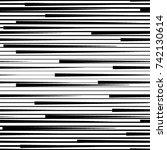 vector seamless stripes pattern ... | Shutterstock .eps vector #742130614