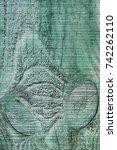 texture wooden background of... | Shutterstock . vector #742262110