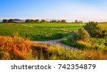 countryside | Shutterstock . vector #742354879