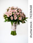 wedding bouquet | Shutterstock . vector #74236468