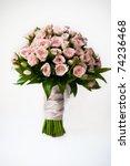 wedding bouquet   Shutterstock . vector #74236468