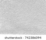 cement texture grunge background | Shutterstock . vector #742386094