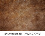 abtract leather texture... | Shutterstock . vector #742427749