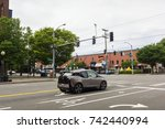 seattle  washington  usa   july ... | Shutterstock . vector #742440994