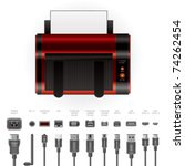 fondo,negro,color,equipo,dispositivo,gris,hardware,icono,a continuación,infrarrojo,tinta,red,parte,periféricos,foto