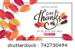 """give thanks"" calligraphy of... 