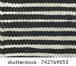 dirty mat pattern | Shutterstock . vector #742769053