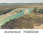 Panorama Of Valley Of River...