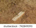 The Pitching Mound Rubber On A...