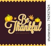 illustration  greeting card... | Shutterstock .eps vector #742927624