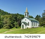 Old Fashioned Country Church...