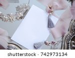Small photo of wedding invitation / wedding invitation