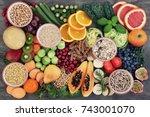 Vegan Health Food Concept For ...