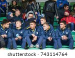 kyiv  ukraine   october 10 ... | Shutterstock . vector #743114764