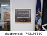 washington   july 18  the... | Shutterstock . vector #743195560