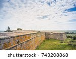 Small photo of OCTOBER 11, 2017: Santa Teresa Fort, at Rocha - Uruguay.