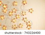 Star Shaped Christmas Lights....