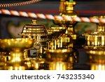 bells | Shutterstock . vector #743235340