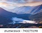 Small photo of mountains in Kanas of China