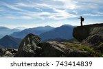 Orobie Mountains  Italy   Circa ...