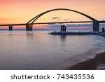 Fehmarn Sound Bridge In...