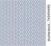 geometric background texture | Shutterstock . vector #743454490