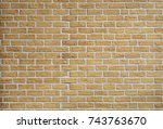 stone texture for backgrounds... | Shutterstock . vector #743763670