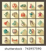 icons of pharmacology and