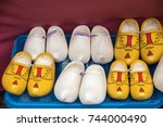 Clogs For Sale At The Alkmaar...