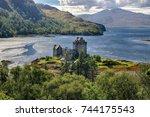 Medieval Fortress Eilean Donan...