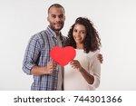 Beautiful Afro American Couple...