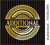 additional gold badge