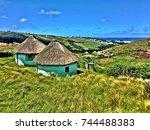 Xhosa Huts On The Wild Coast Of ...