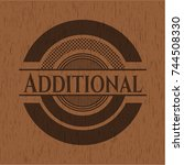 additional wooden emblem