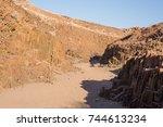 Column Shaped Volcanic Rock...
