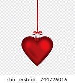 Christmas Heart Shape Ornament...