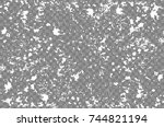 isolated large snow. real...   Shutterstock .eps vector #744821194