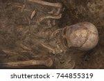 Excavation Of Scythian Graves....