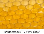 Beecombs With Honey In The...