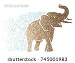 Big Heavy Indian Elephant...
