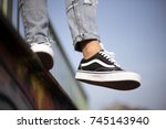 milan  italy   september 28 ... | Shutterstock . vector #745143940