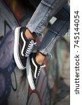 milan  italy   september 28 ... | Shutterstock . vector #745144054