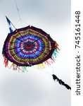 guatemala. santiago...   Shutterstock . vector #745161448