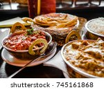 Indian Food Or Indian Curry In...