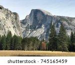 Yosemite National Park View Of...