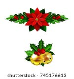 christmas elements for your... | Shutterstock .eps vector #745176613