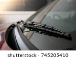 a windscreen wiper or...