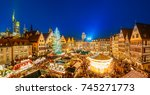 Traditional Christmas Market In ...