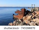 Adolphe Sailing Ship Shipwreck...