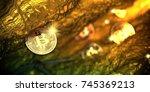 Golden Bitcoin Mining In Deep...